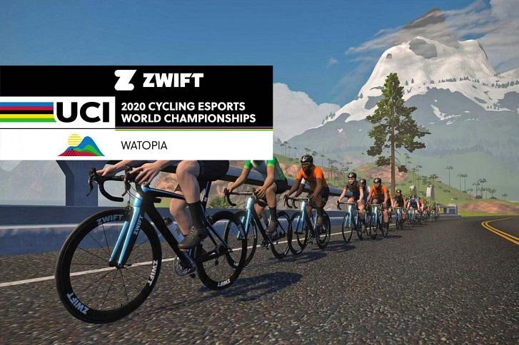 ZWIFT UCI